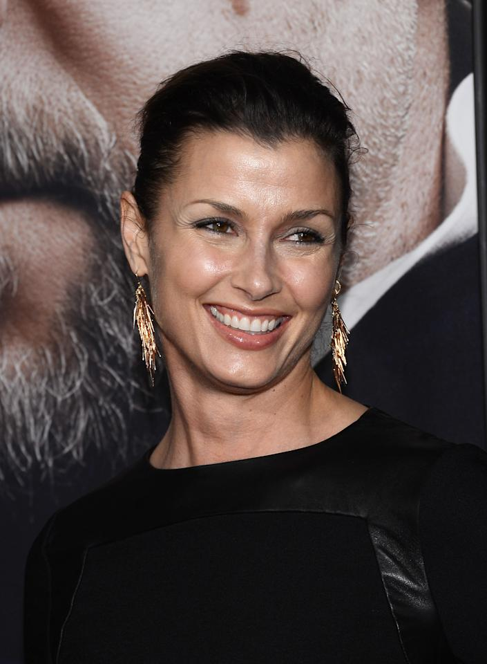 "NEW YORK, NY - DECEMBER 10:  Bridget Moynahan attends the ""Les Miserables"" New York premiere at Ziegfeld Theater on December 10, 2012 in New York City.  (Photo by Larry Busacca/Getty Images)"