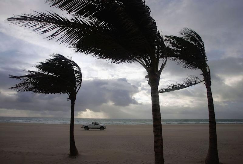 There have been no hurricanes yet this year in the Atlantic, but three already in the Pacific