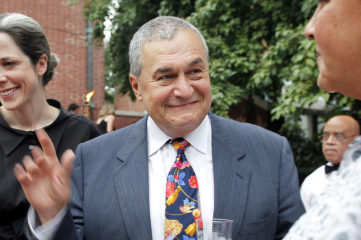 Tony Podesta, chairman of the Podesta Group, in 2011. (Photo: Rebecca D'Angelo for the Washington Post)