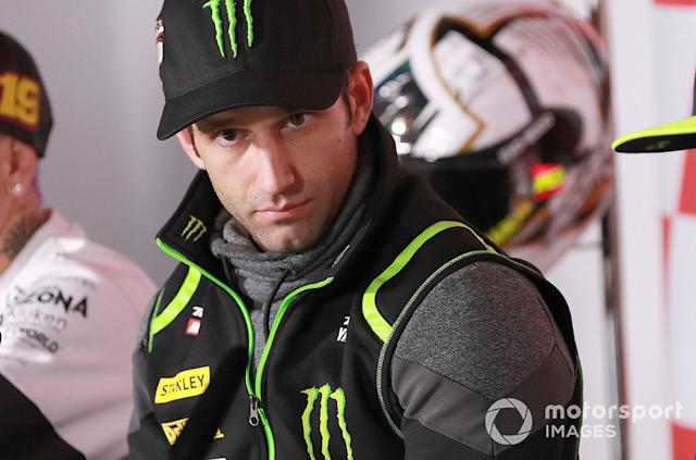 """Johann Zarco (2018) <span class=""""copyright"""">Gold and Goose / Motorsport Images</span>"""