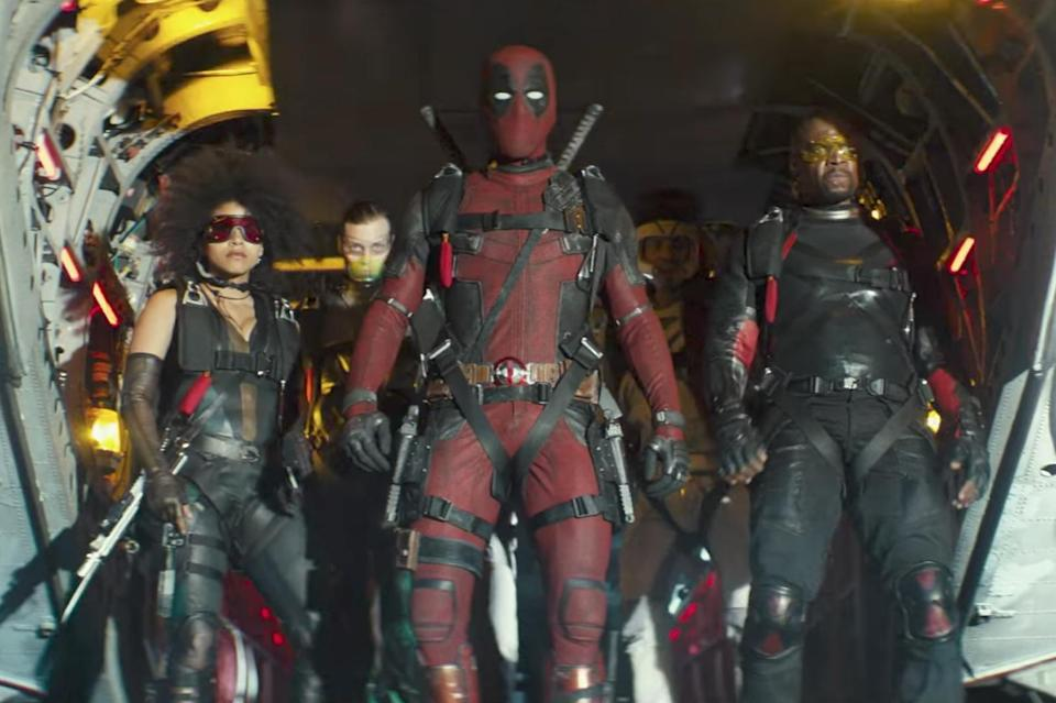 Deadpool 2 trailer introduces us to the X-Force