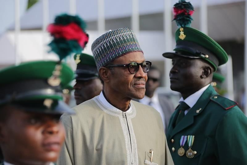 Nigeria's President Muhammadu Buhari was voted into power in 2015 on an anti-corruption platform