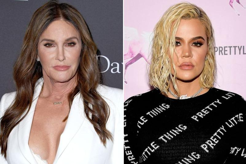 Image result for images of Khloe Kardashian is reportedly hurt by Caitlyn Jenner's claim that they haven't talked in 6 years