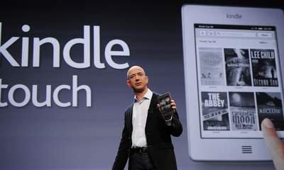 Amazon Sells More eBooks Than Printed Titles
