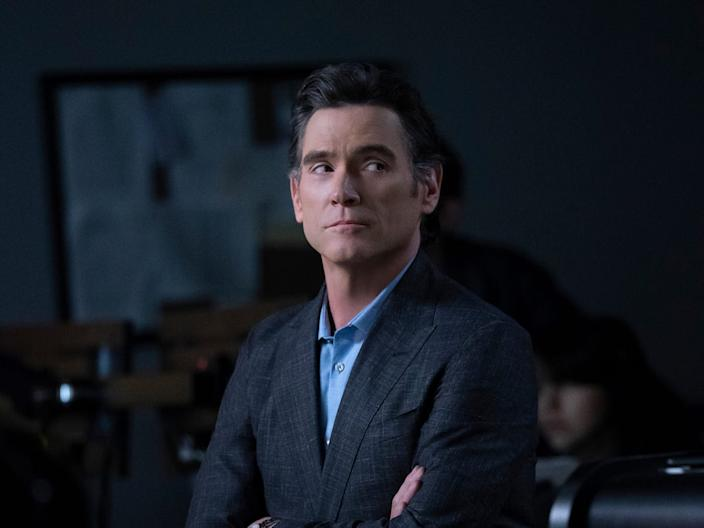 """Billy Crudup in """"The Morning Show."""""""