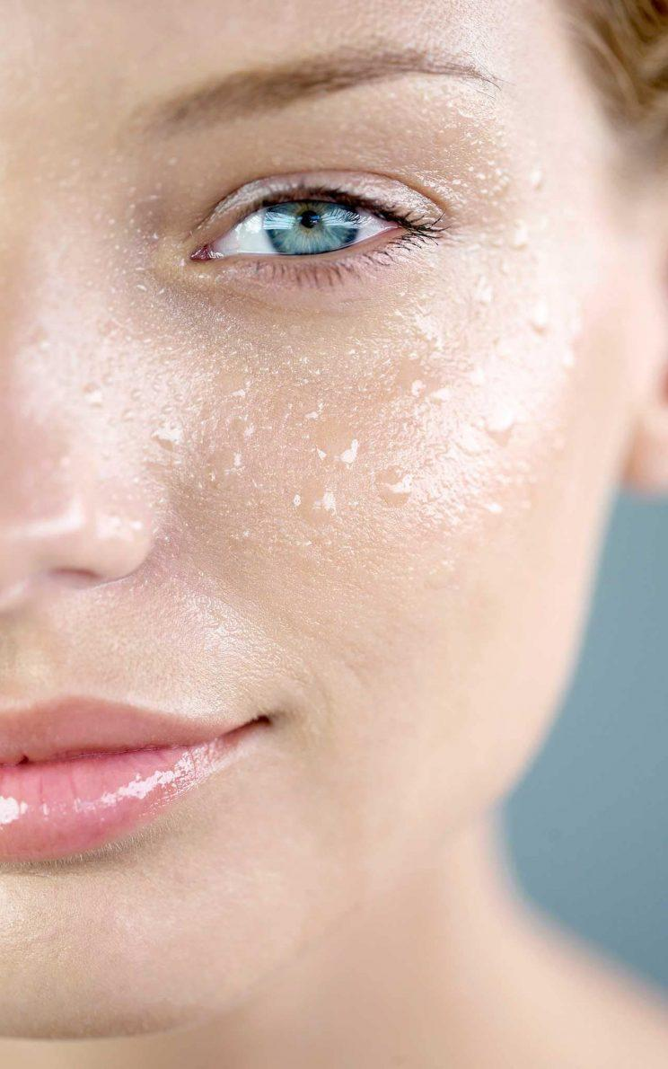 <i>A vegetarian diet can be good for your skin [Photo: Getty]</i>