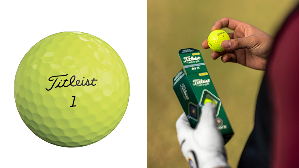 Best gifts for dads: Titleist Golf Balls