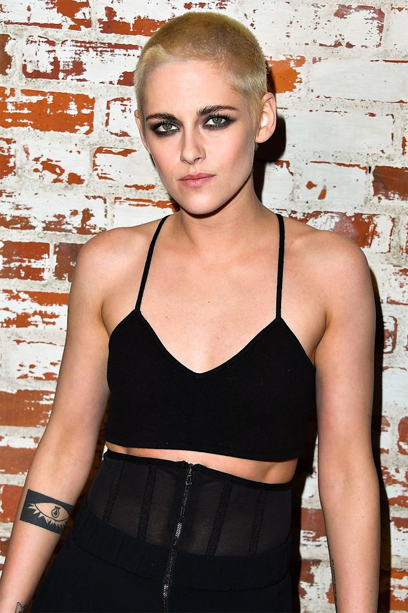 "Kristen Stewart Says Coming Out ""Wasn't This Grand Statement"""