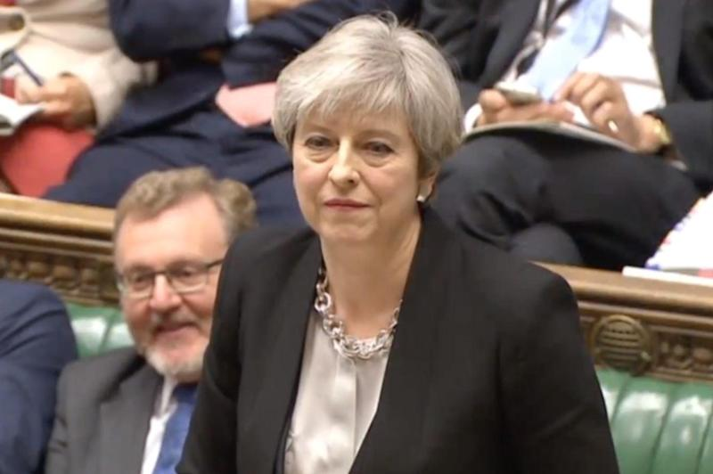 Theresa May has refused to take part in any TV debates in the run up to the general election on June 8 2017: Screengrab