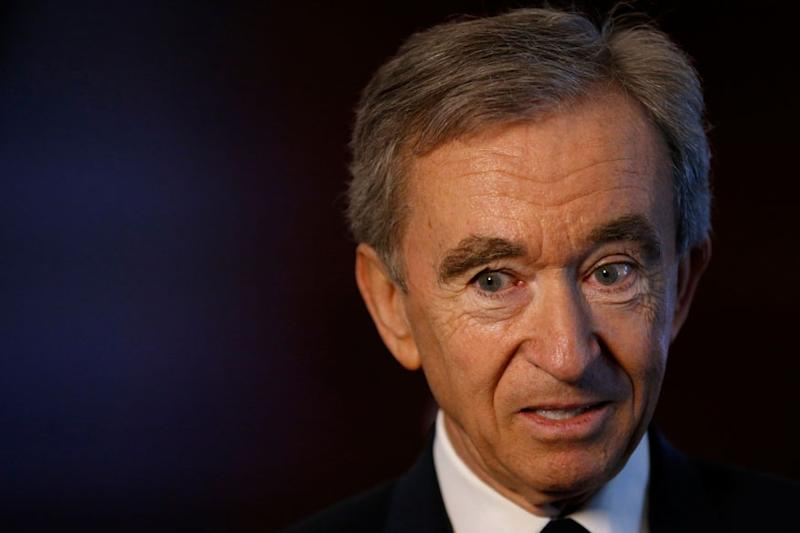 Meet Bernard Arnault Who Replaced Bill Gates to Become World's Second-richest Person