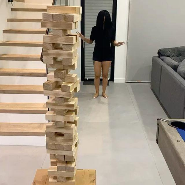 "<p>Warning: Don't try this at home, kids.</p><p>Cardi B found a new way to keep herself occupied on day three of quarantine.</p><p><a href=""https://www.instagram.com/p/B98nknmAE64/"" rel=""nofollow noopener"" target=""_blank"" data-ylk=""slk:See the original post on Instagram"" class=""link rapid-noclick-resp"">See the original post on Instagram</a></p>"