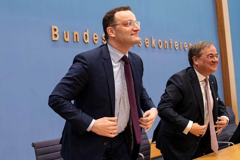 The Double-Act That Wants to Take Over Germany
