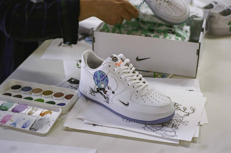 905900c26daba The Nike Air Force 1, Cortez and Blazer Are Getting Sustainable ...