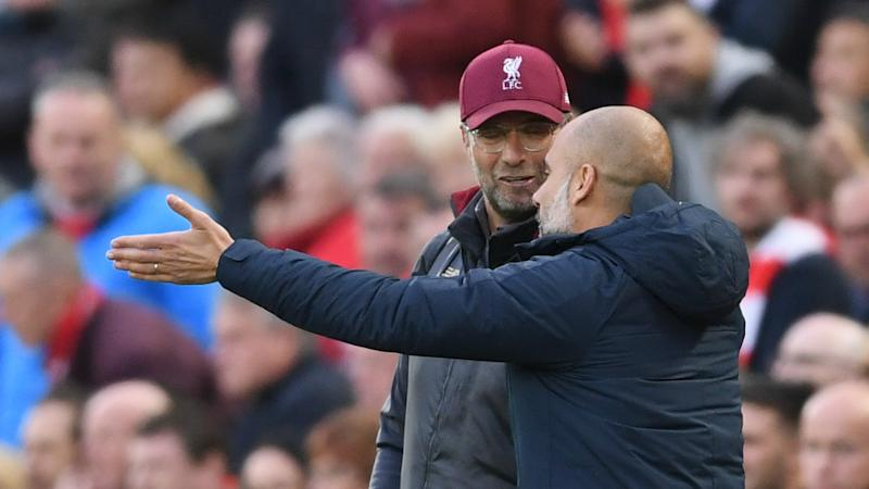 Guardiola ne tarit pas d'éloges sur Klopp — Man City
