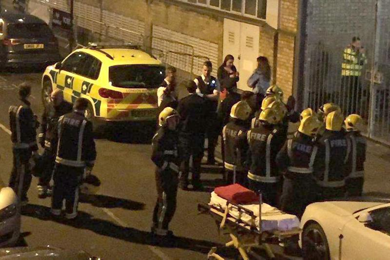 Hackney acid attack: Second victim has been left blind in one eye after a substance was thrown over clubbers in a nightclub