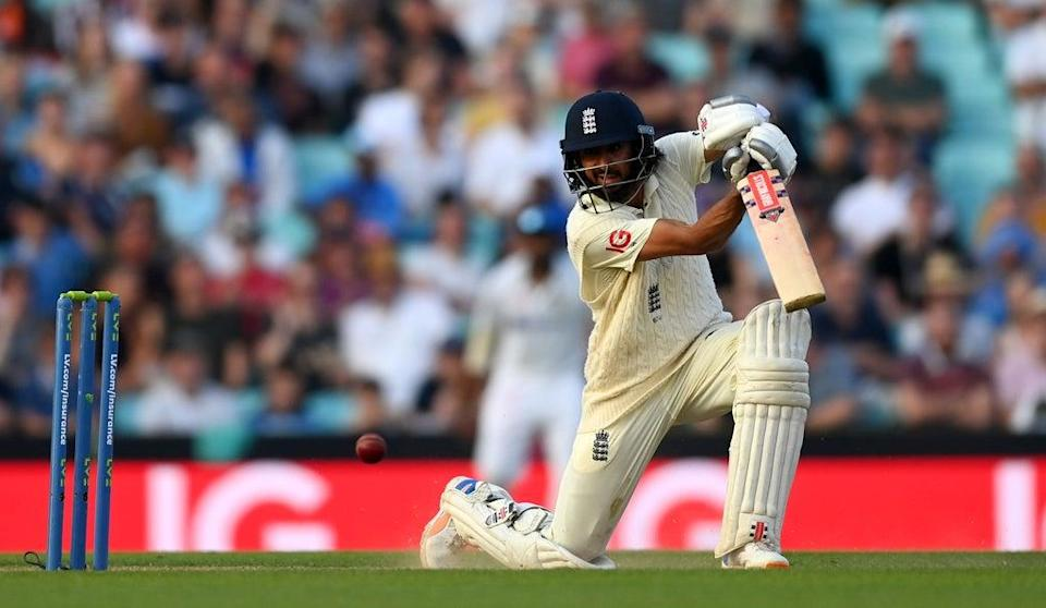 Haseeb Hameed hits out for England (Getty Images)