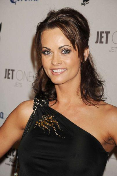 PHOTO: Karen McDougal in Phoenix, Feb. 2, 2008. (Jeff Kravitz/FilmMagic via Getty Images, FILE)