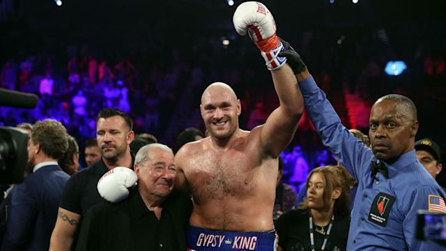 Tyson Fury has dismissed comments made by UFC president Dana White over his suitability to compete in mixed martial arts.