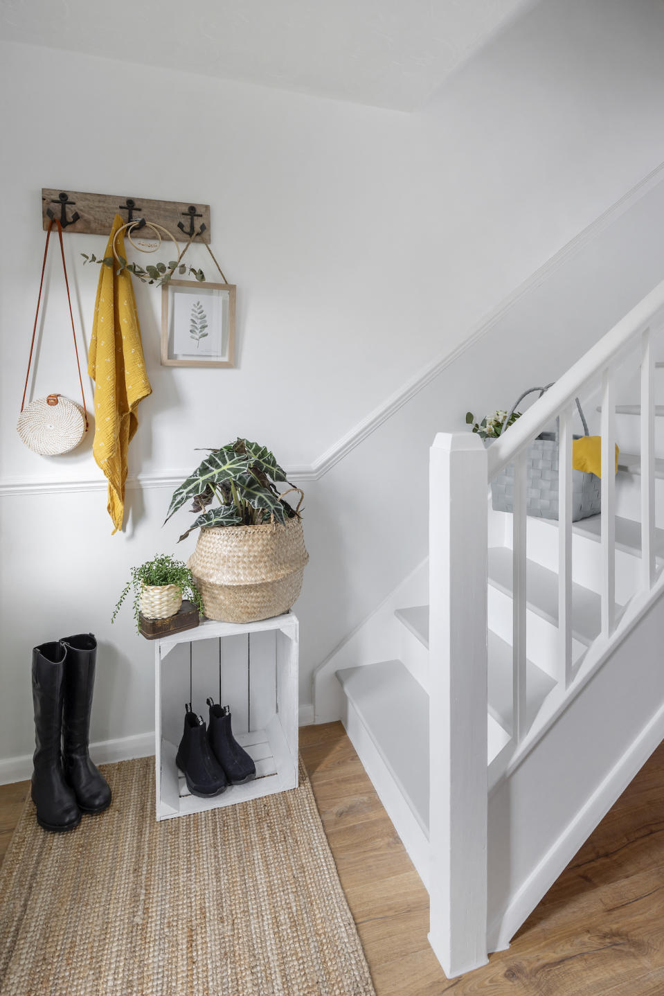 staircase ideas: painted staircase ideas how-to
