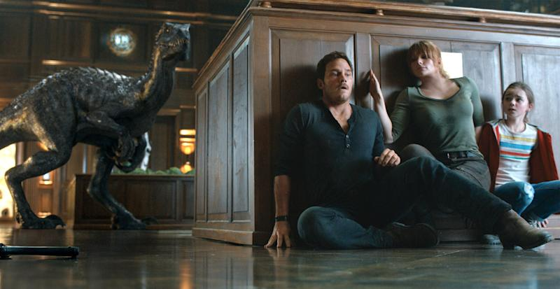 Jurassic World: Fallen Kingdom charges past $1 billion at global box office