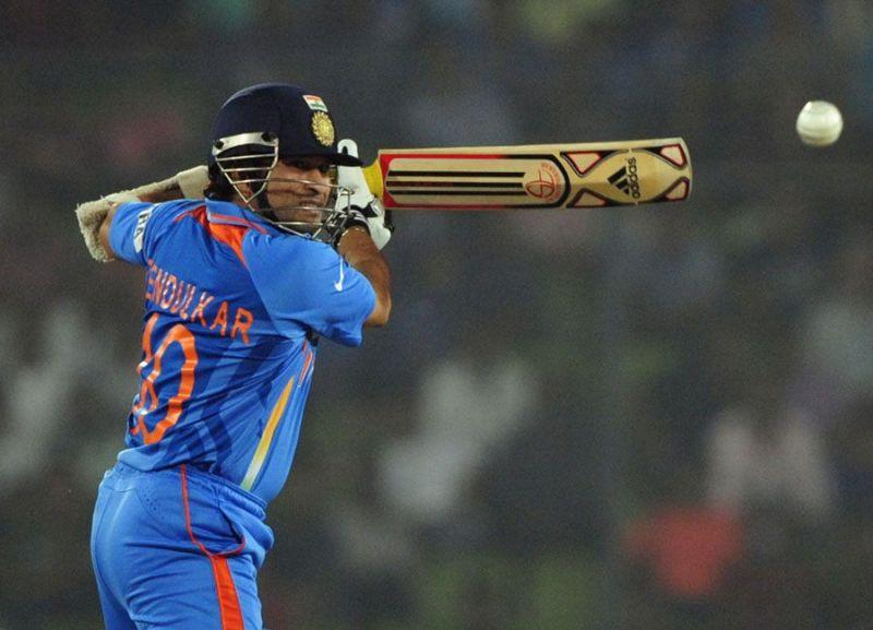 Tendulkar made his 96th ODI fifty in what turned out to be the final ODI in 2012 against Pakistan