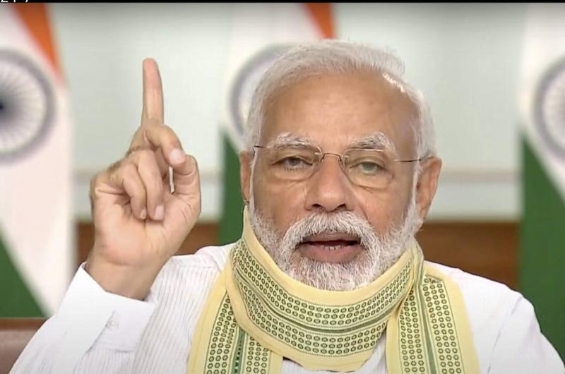 PM Modi to Interact with CMs on Monday to Discuss Way Out of Lockdown & Covid-19 Fight