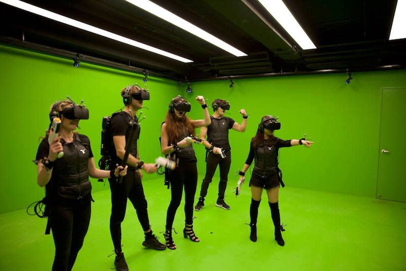 Photo: Sandbox VR Singapore/Facebook