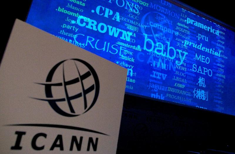 The Internet Corporation for Assigned Names and Numbers (ICANN) -- a nonprofit corporation under contract to the US government -- was created in 1998 (AFP Photo/Andrew Cowie)
