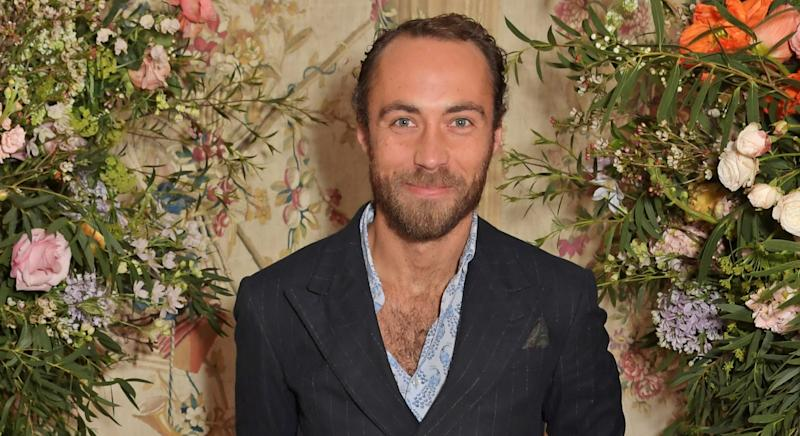 James Middleton has given royal fans a glimpse of where sister Kate grew up (Getty Images)