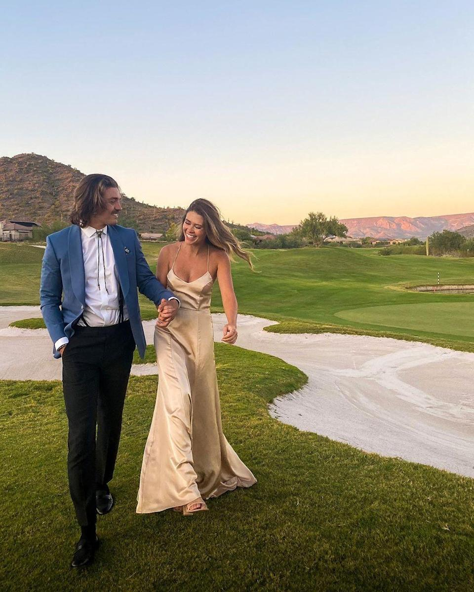<p>Dean and Caelynn are still together and traveling the world — just like they said they would. They're not engaged or married, but they definitely seem to be in it for the long haul. </p>