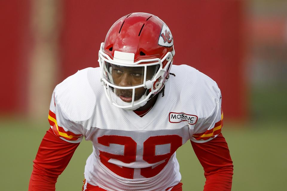 Safety Eric Berry is one of the defensive players Kansas City expects back in a few weeks. (AP)