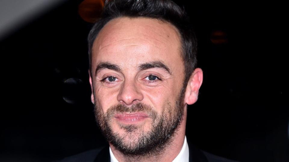 Ant McPartlin (PA Images)
