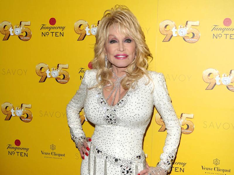 Dolly Parton creating music for release after her death