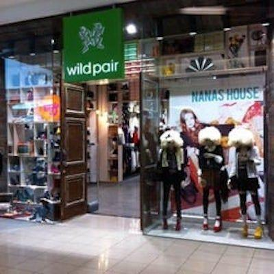<p>You can't talk about '90s shoe stores without mentioning Wild Pair, the sacred place where you bought all your ugliest platform chunky heels.</p>