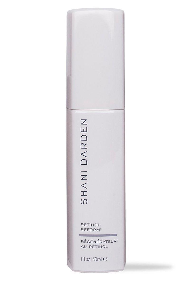 "<p><strong>Retinol Reform</strong></p><p>shanidarden.com</p><p><strong>$88.00</strong></p><p><a href=""https://www.shanidarden.com/products/resurface-by-shani-darden-retinol-reform-1oz?variant=19278844679¤cy=USD&gclid=CjwKCAiA-_L9BRBQEiwA-bm5fnJeGZlnr7_7WteZxwTdh4nFn3VczhcB9eW6oCmAawJOOiYOyxwC1xoCqvoQAvD_BwE"" rel=""nofollow noopener"" target=""_blank"" data-ylk=""slk:Shop Now"" class=""link rapid-noclick-resp"">Shop Now</a></p><p>Now through Cyber Monday get 20% of the entire line. </p>"