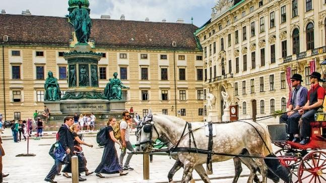 From vibrant food markets and soulstirring opera to enchanting palaces, the Austrian capital ticks all the boxes