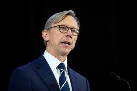 Brian Hook: US won't grant further oil waivers