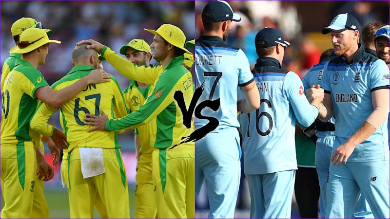 AUS vs ENG Head-to-Head Record: Ahead of ICC CWC 2019 Semi-Final Clash, Here Are Match Results of Last 5 Australia vs England Encounters!