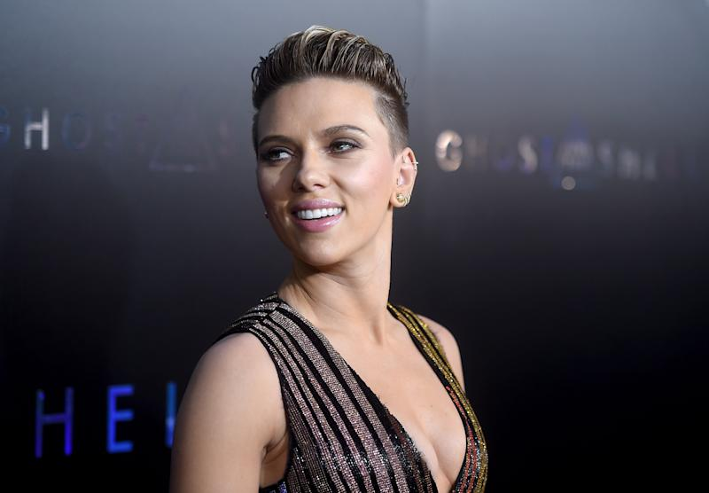 Scarlett Johansson Is Taking Self-Defense Classes Because of a Journalist