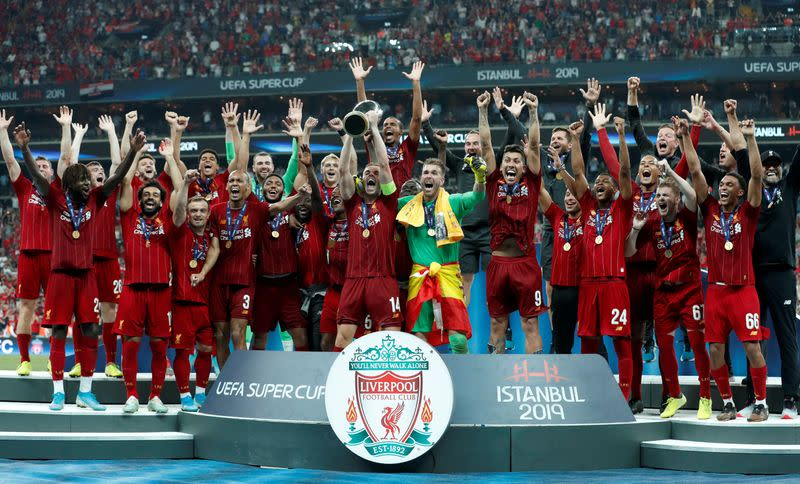Liverpool seek back-to-back titles to underscore dominance