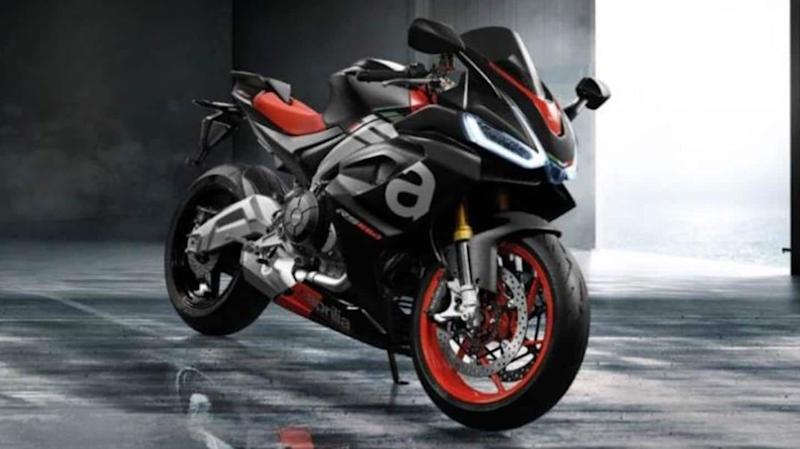Pre-bookings for Aprilia RS 660 motorbike to start in October