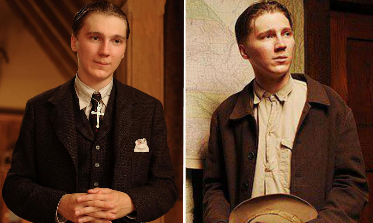 <p>Paul Dano plays Paul and Eli Sunday in 2007's There Will Be Blood opposite Daniel Day-Lewis. One is a preacher and the other is a simple man just trying to sell his father's land. Kel O'Neill was originally cast as Eli but he was replaced two weeks in because he wasn't giving Paul Thomas Anderson what he wanted. </p>