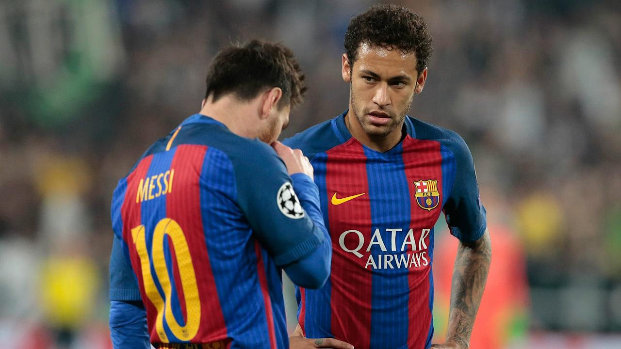 Jeremy Mathieu, who left Barcelona a month before Neymar signed for Paris Saint-Germain, has explained why he thinks the Brazil star moved.