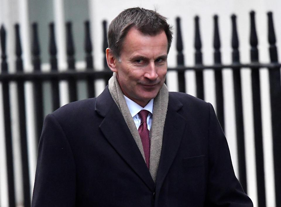 """Foreign secretary Jeremy Hunt says """"legally binding assurances"""" are needed from the EU to win the vote over the Brexit deal (Reuters)"""