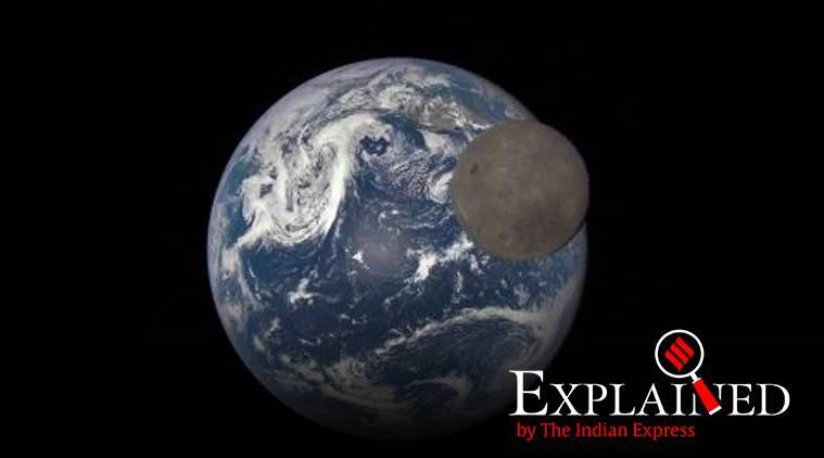 Ploonet, what is Ploonet, oon orbit, Moon distance from earth, moon earth planet, space news, space science, Indian express