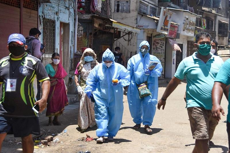 Only One New Coronavirus Case Found in Mumbai's Dharavi Area