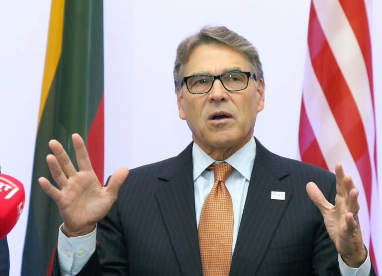 US Secretary of Energy Rick Perry, who has been subpoened over the Ukraine scandal, is set to leave office at the end of the year