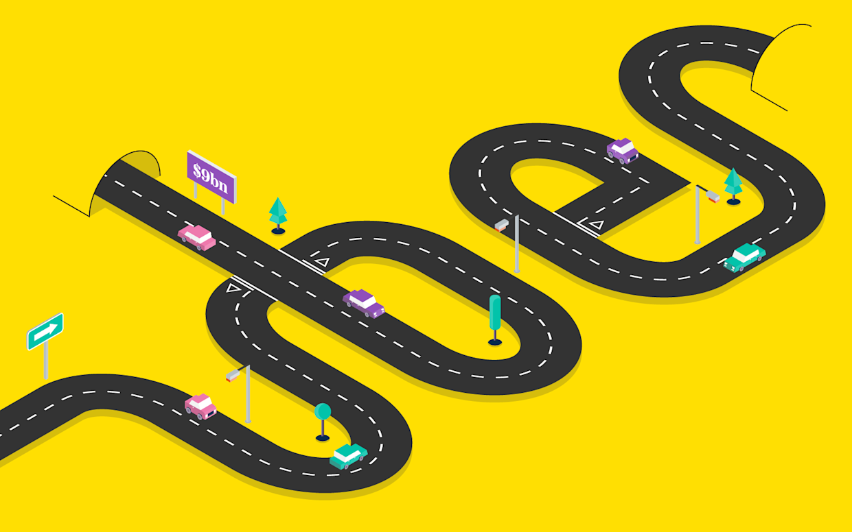 Uber has had a long and winding road to its IPO - Uber