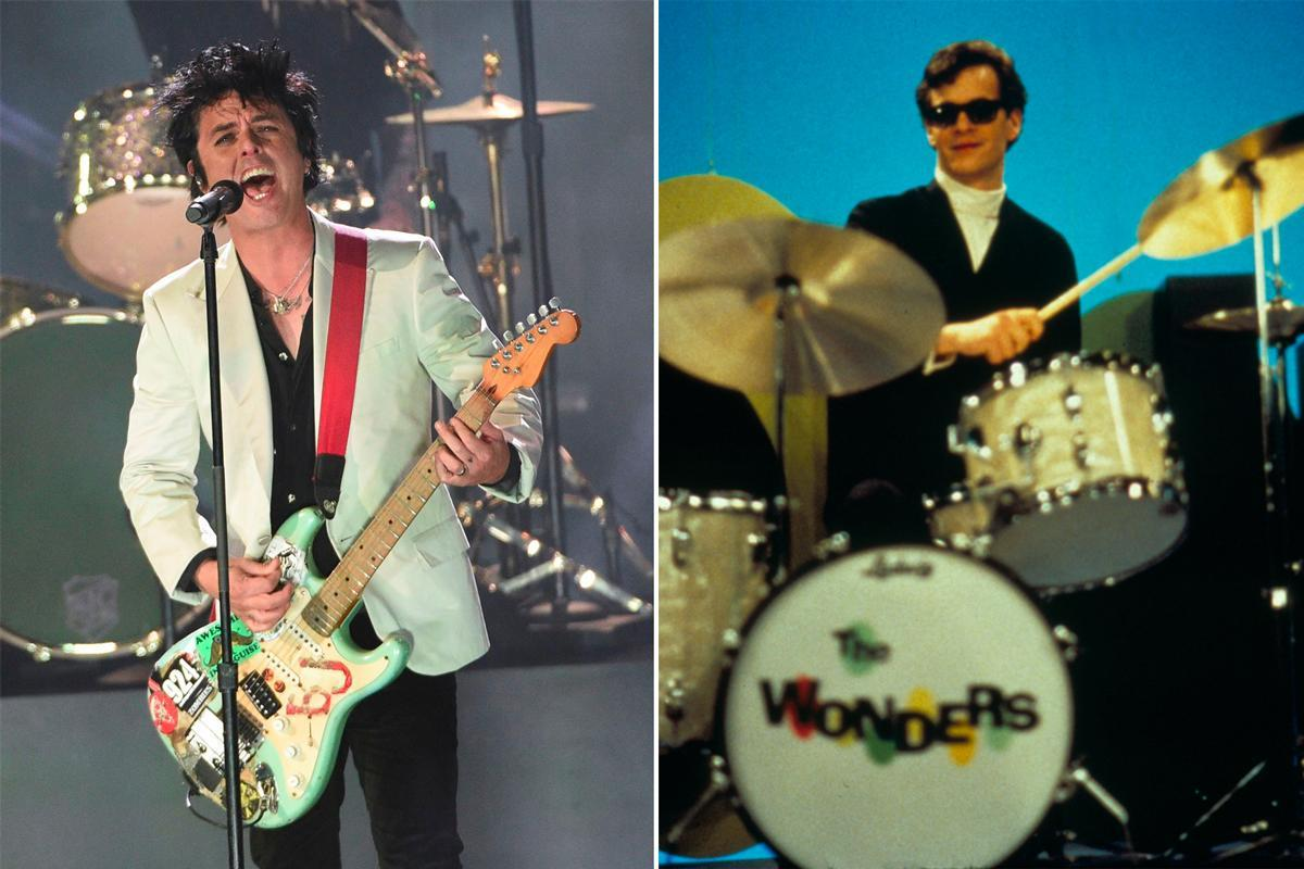 Hear Billie Joe Armstrong Cover the Wonders' 'That Thing You Do!'