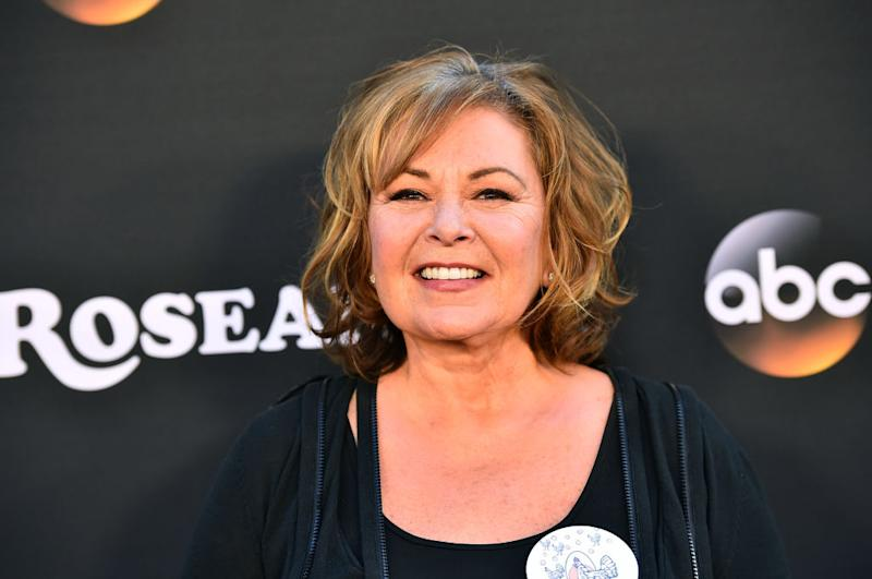 Roseanne Barr is a fan of the Kardashians. (Photo: Alberto E. Rodriguez/Getty Images)